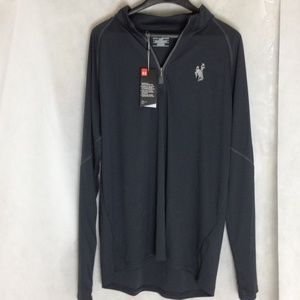 Men's Under Armour 1/4 Zip Long Sleeve Shirt